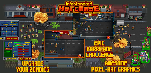Infectonator Hot Chase - Apps on Google Play