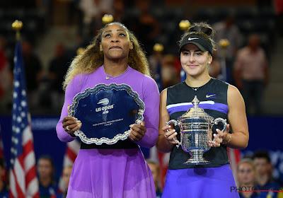 An-Sophie Mestach ziet dat druk van het record weegt op Serena Williams