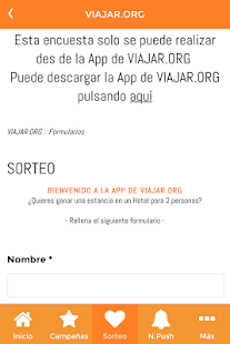 VIAJAR.ORG- screenshot thumbnail
