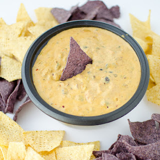 Dairy-Free Chili Cheese Dip.