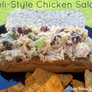 Deli-Style Chicken Salad.