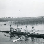 Rowing Club, Fours crew at Galway Regatta