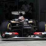 Nico Hulkenberg (GER) Sauber F1 Team