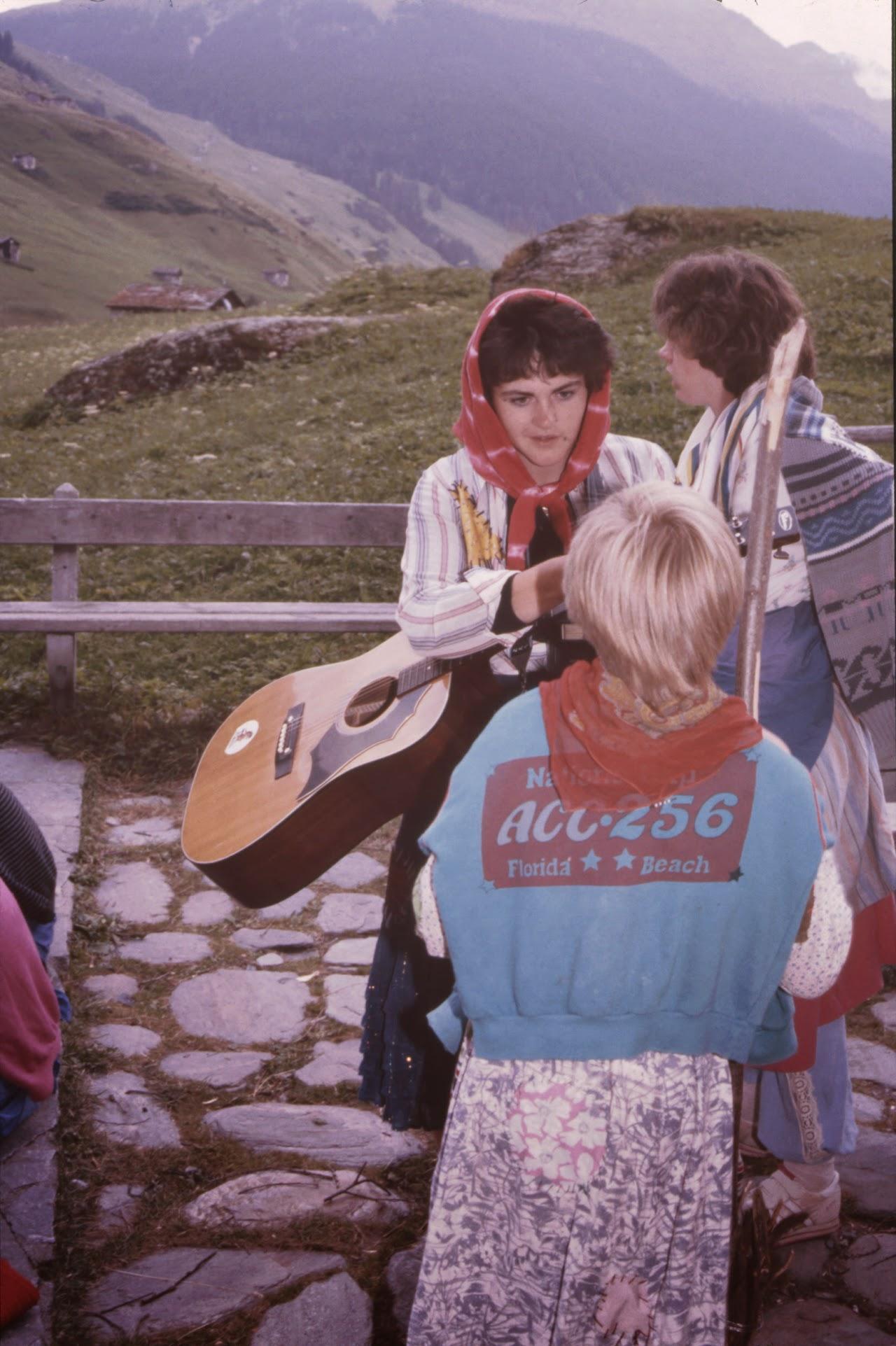 1987 Sommerlager BR - SolaBR87_135
