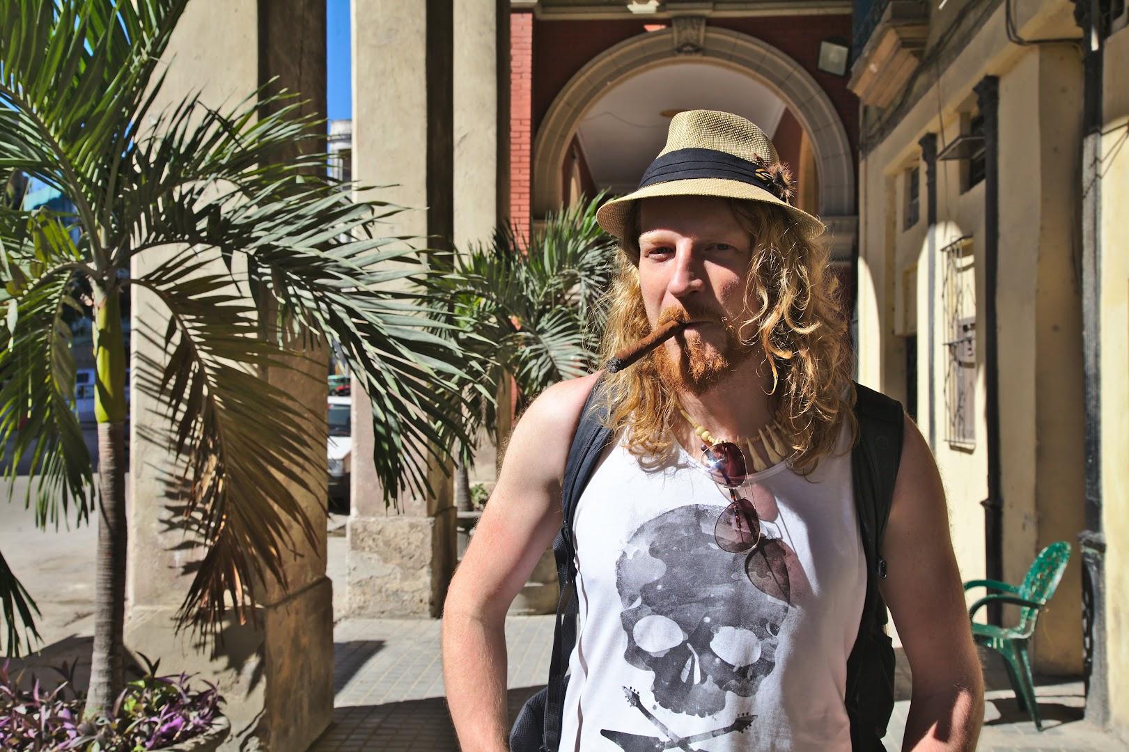 Mocking a Cuban