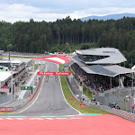 Grand Prix of Austria, Red Bull Ring. Image shows the start