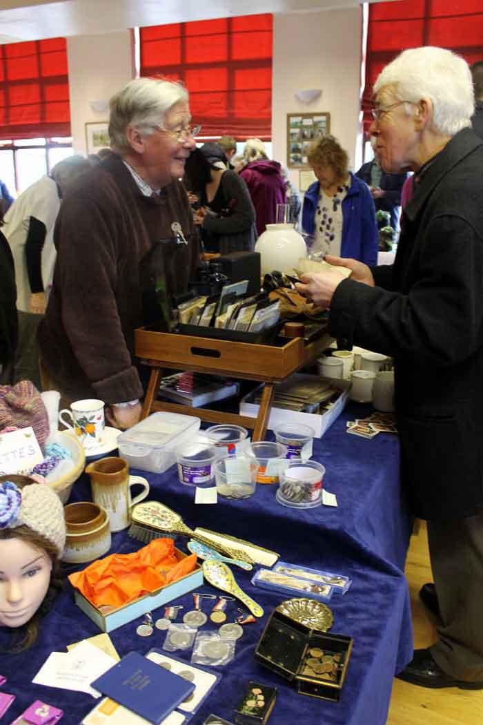 New Year's Market - January 7th 2012