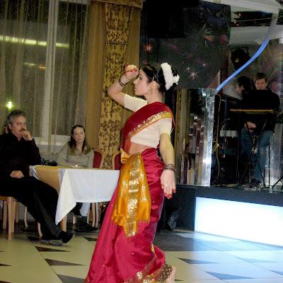 Светлана Карлина, танцовщица и модель Студии RBF