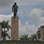 The mausoleum of Che estabilished in 1996