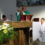 Zsidó János szentmisét celebrál