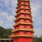 The Ten Thousand Buddha Monastery - even the names says that they are crazy!