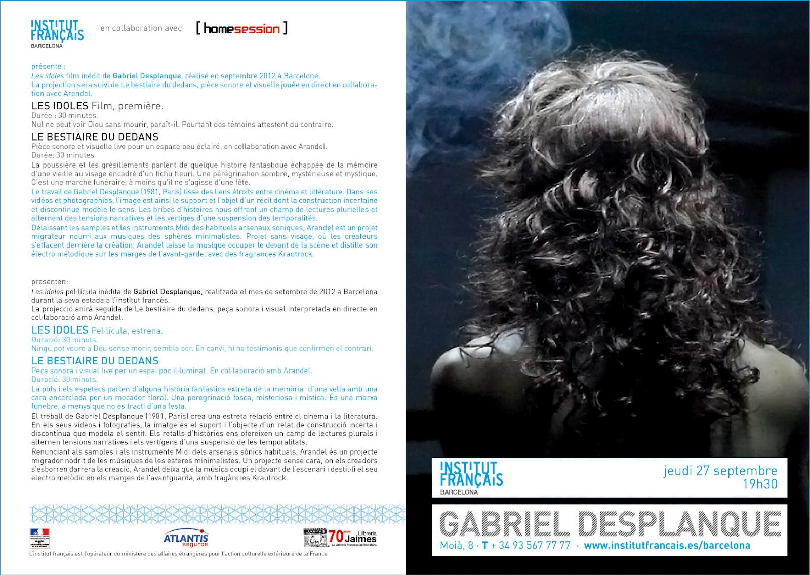 Gabriel Desplanque: Les Idoles. foto: Gabriel Desplanque