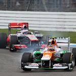 Paul di Resta  - Force India VJM05