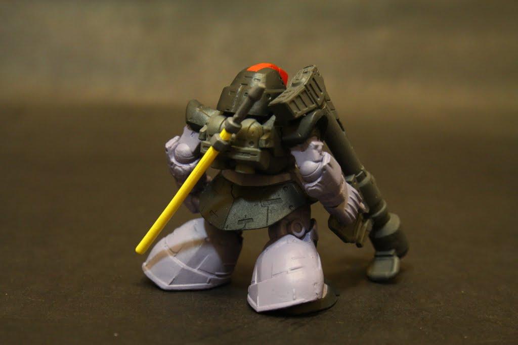 肥肥短短的~ 專用Bazooka非常有霸氣