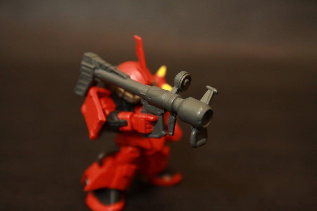 與原機使用的型號不同 反而是跟DOM使用的是同型Bazooka