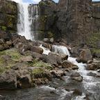 Öxarárfoss at Þingvellir - the place of the World's first democracy (year 930)