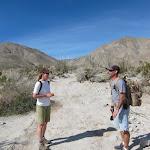 We met up with Daren at Indian Gorge