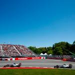 Hamilton VS Rosberg, Mercedes W06