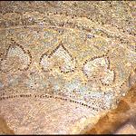 Thermes : détail de mosaïques