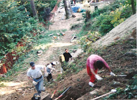 1996 - Construction of Back of the Temple 5
