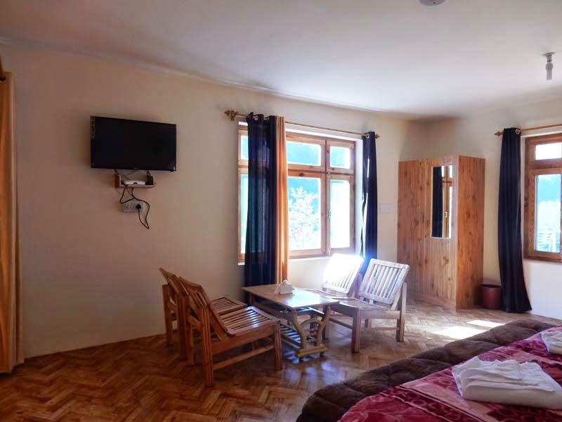 Hotel Sunrise Manali Rooms