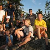 Skupinová fotka na Marásku