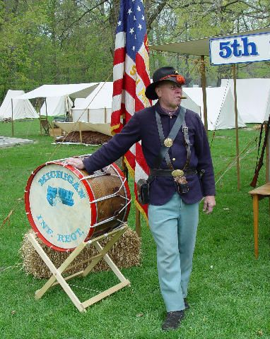 Civil War Days, Ft. Wayne, Indiana