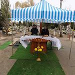1-2 listopada 2016 - procesja i Msza św. na parafialnym cmentarzu