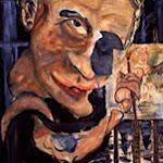 Selbst Portraet (detail)