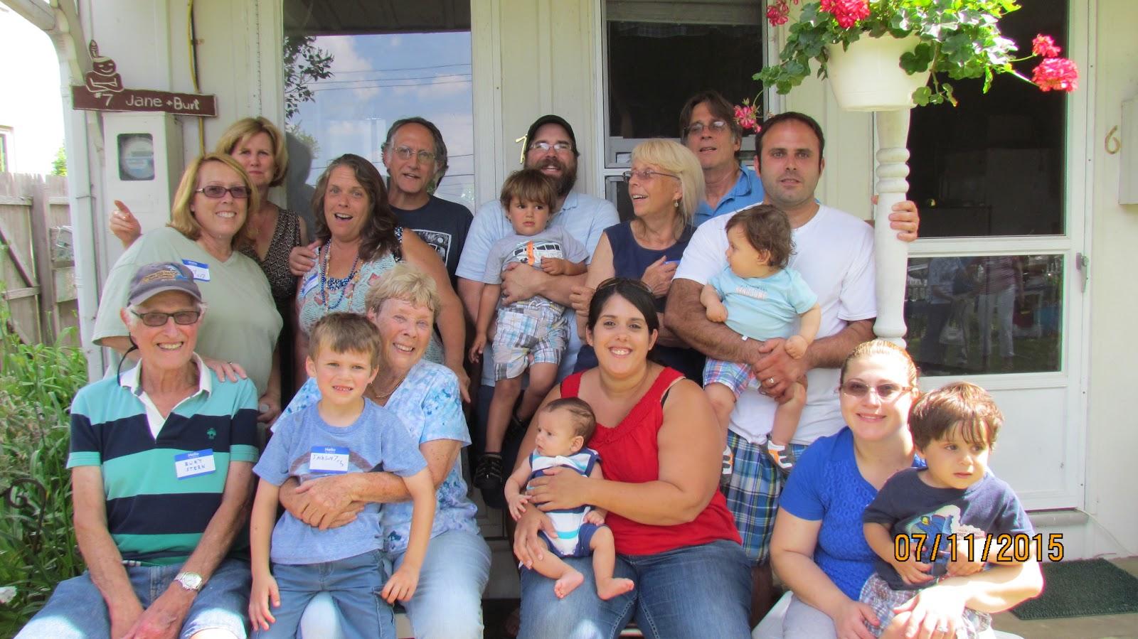 Community Event 2015: Oak Hill Beach Club 100 Anniversary Picnic