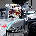 Lewis Hamilton wins!