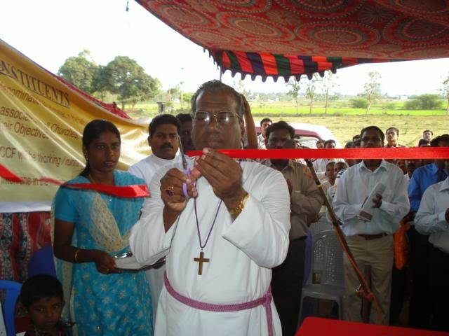 CCF Office Inauguration