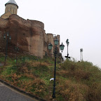 Approaching the castle