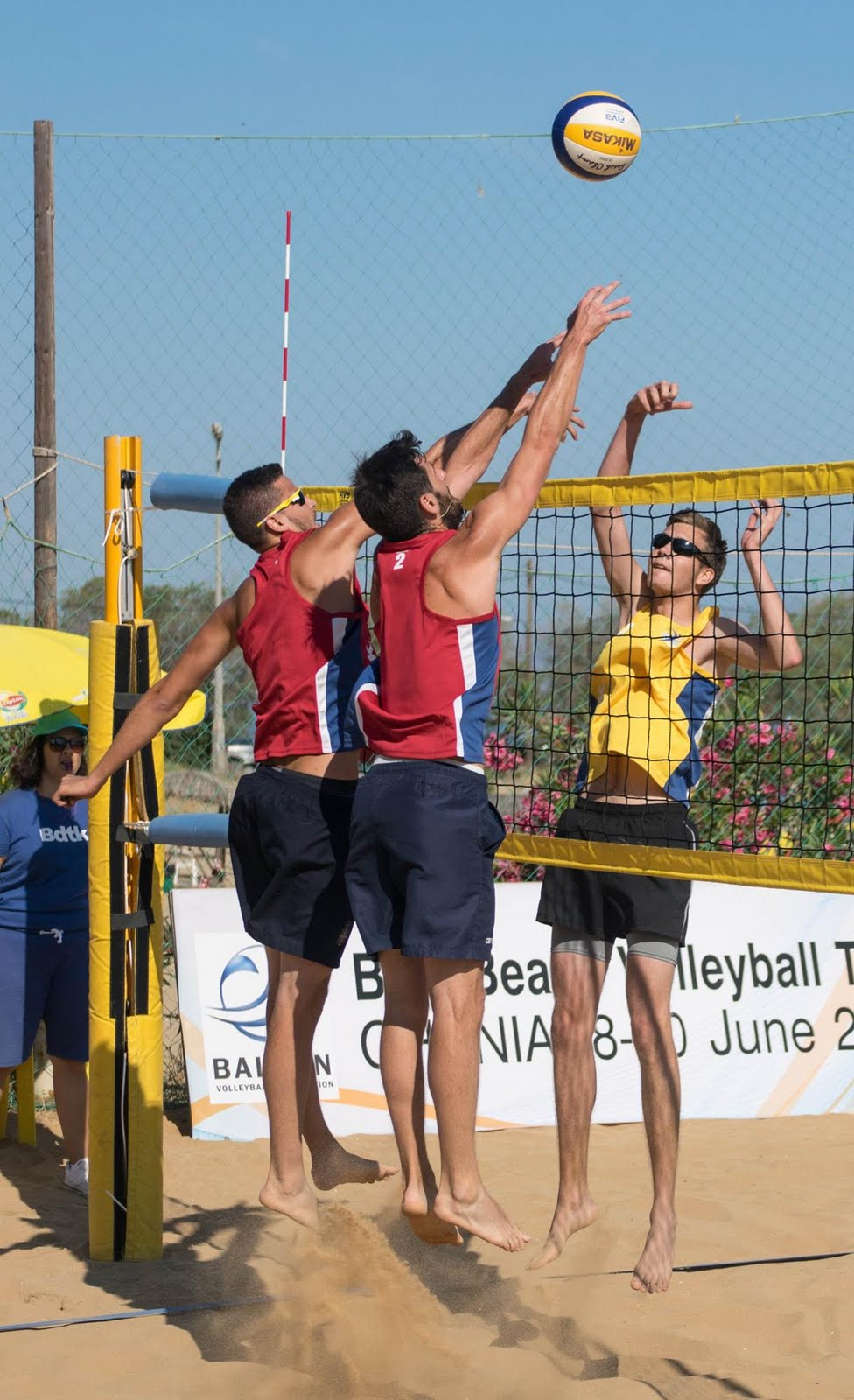 3rd Balkan BVA Tournament 2016