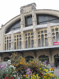 Rouen railway station  (by Sarah)