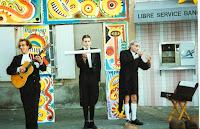 Inauguration 32 Spectacle de rue Les Troyens 1994 Cossé