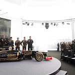 Launch Renault E20
