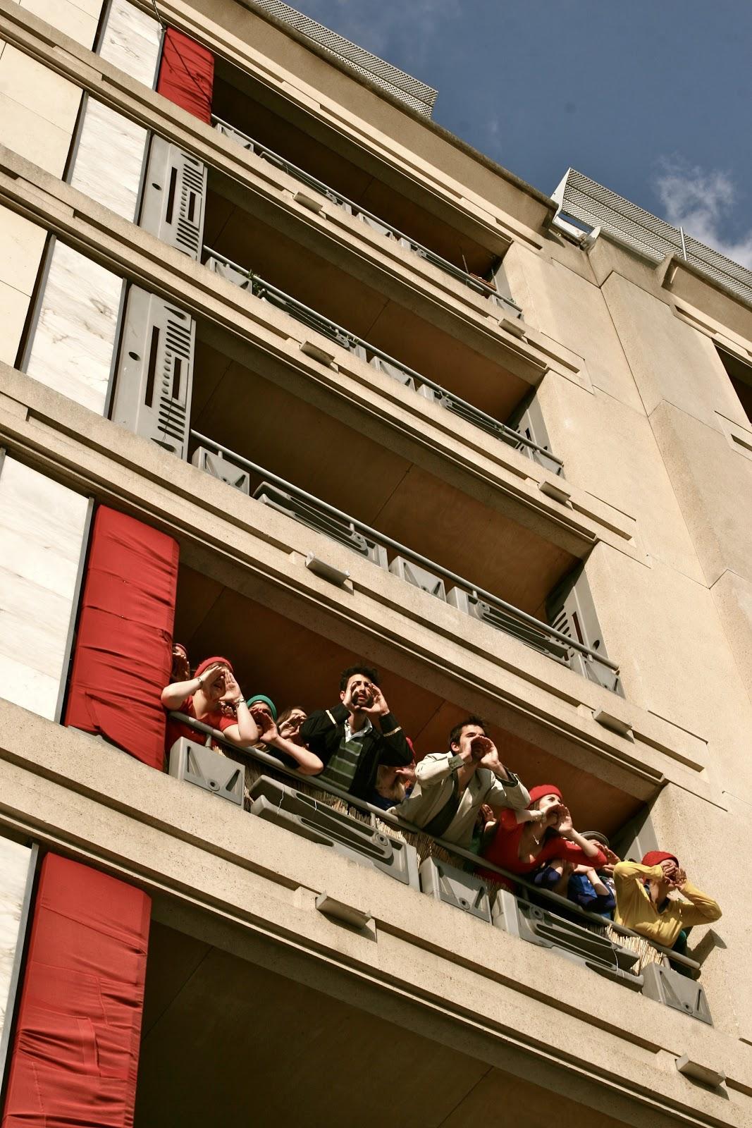 Cie ACTE - Crédit Olivier Mignot