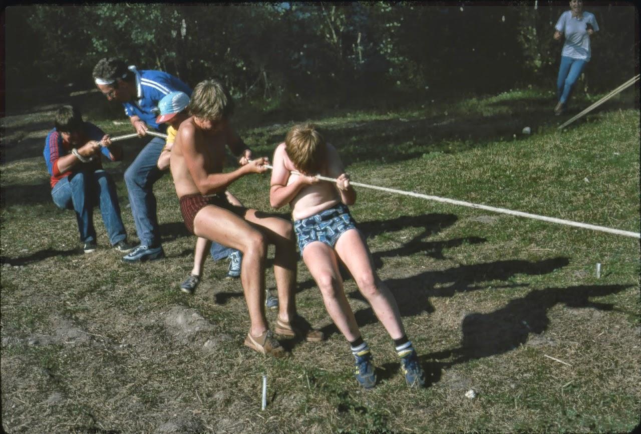 1981 Sommerlager JW - SolaJW81_099
