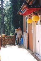 1997 - Building Niet Ban Shrine 4