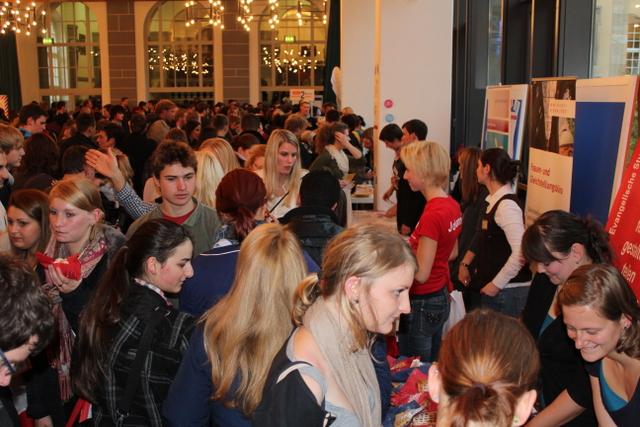 Erstsemesterbegrüßung im Rathaus WiSe 2012/2013