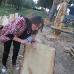 Horti Réka, a Petőfi program ösztöndíjasa is bekapcsolódott