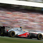 Lewis Hamilton - McLaren MP4-27