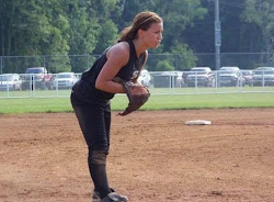 Alaina Wynn from Coal City, WV Pitching