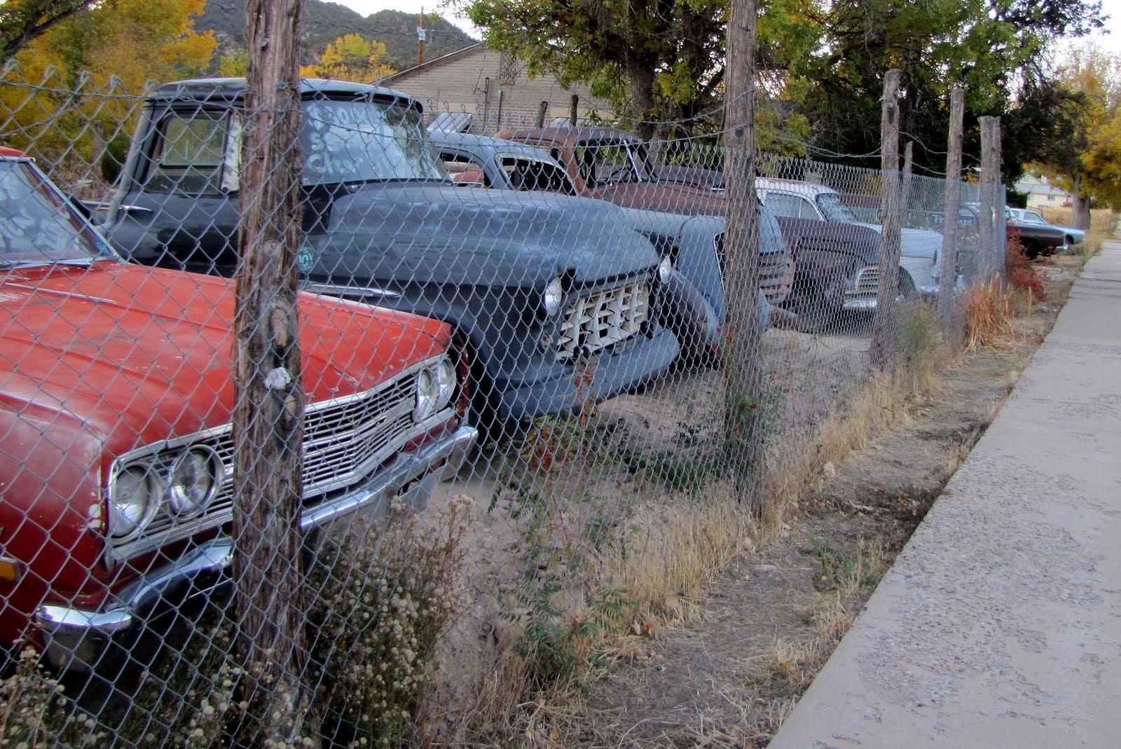 1964 Chevrolet Malibu, 1956 Chevrolet Stepside