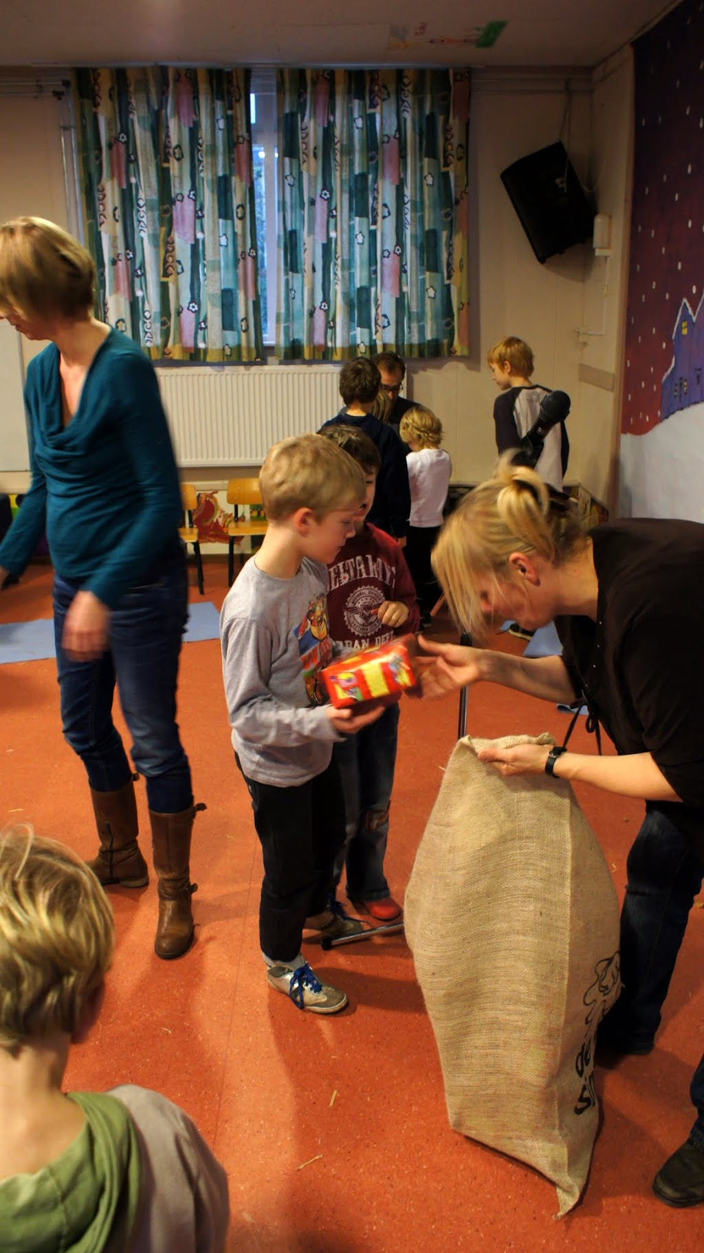 Sinter Klaas 2012 - DSC00557