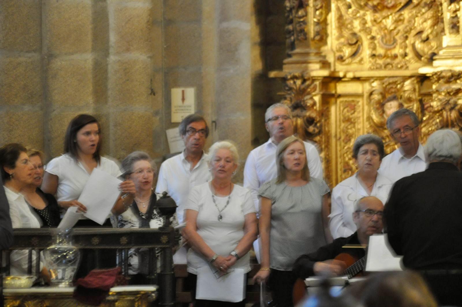 2014_10 Eucaristía inaugural V Centenario Santa Teresa