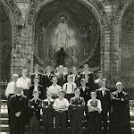 Lourdes Pilgrimage 1958