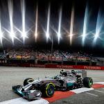 Nico Rosberg, Mercedes W05 retires on lap 13