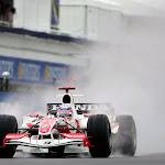 Takuma Sato (JPN) Super Aguri F1 SA06